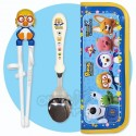 Edison Spoon & Pouch Set (PORORO)