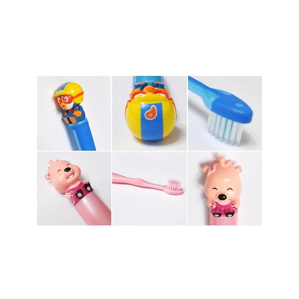 Pororo Characters Toothbrush Nichebabies Flipper