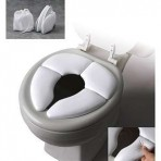Mommy's Helper Cushie Traveler™ Folding Padded Potty Seat