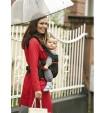 Manduca Blackline Baby Carriers ( Radical Red )