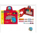 GIOTTO Be-bè Super Fibre Pen 6 assorted
