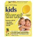 All Natural Kids Throat (10 sticks)