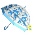 Bugzz Kids Stuff Kids SAFE Umbrella - SHARK