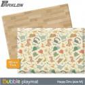 BUBBLE Playmat - Happy Dino (SIZE M40)