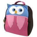 Dabbawalla Backpack (HOOT OWL)