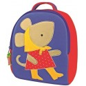 Dabbawalla Backpack (MISS MOUSE)