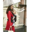 Manduca Blackline Baby Carriers ( Radical Red )